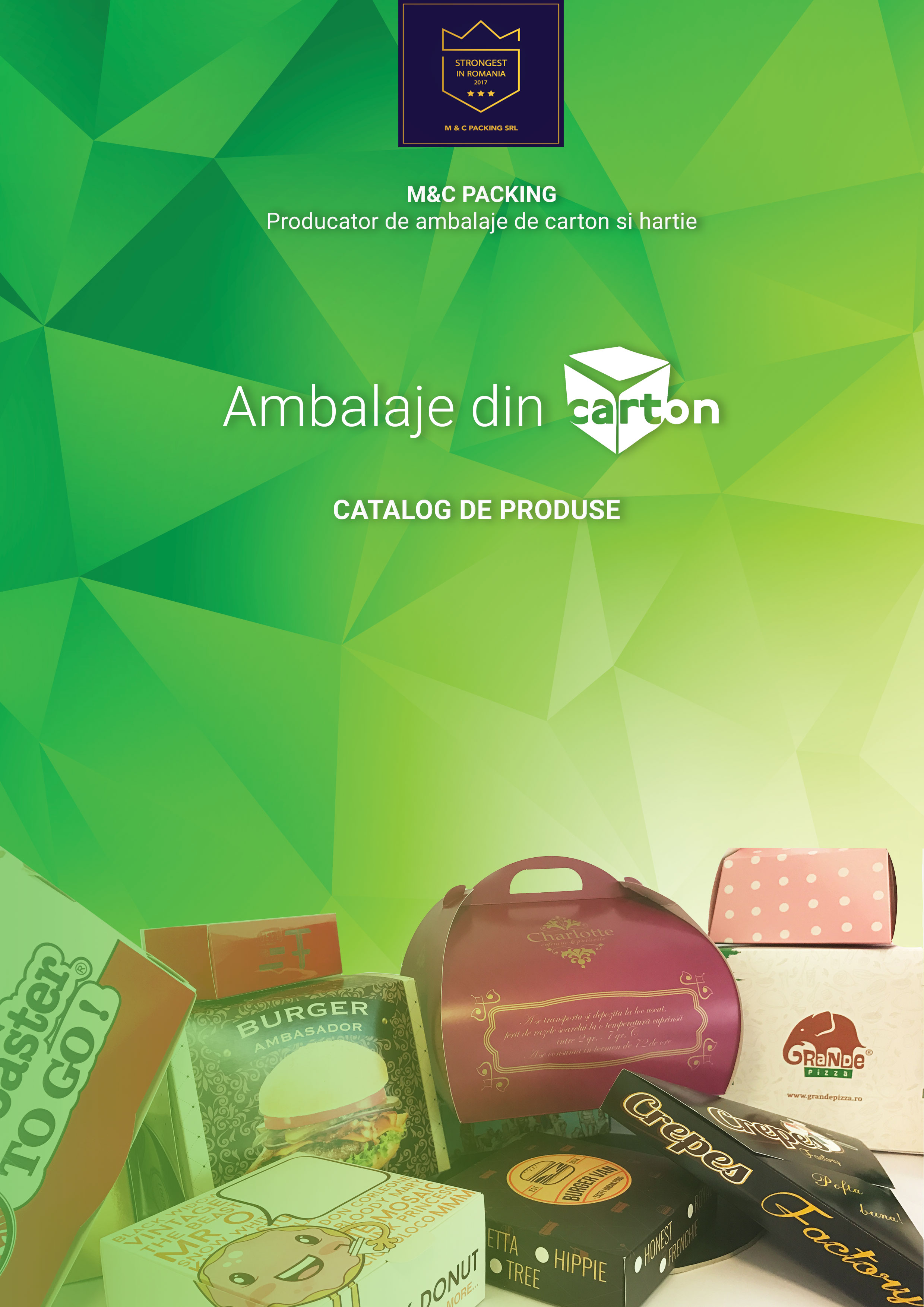 Download Catalog Ambalaje din Carton